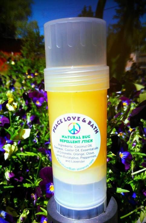 All natural bug repellent hard lotion sticks. Made with a combo of bug repelling essential oils and will keep away ticks, mosquitoes, and fleas. Who needs chemicals when you can get the same result naturally?? Did you know that deet has known to cause death in children and a few adults?  Listing ...