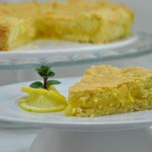 Vista previa del artículo Tarta de crema de limón