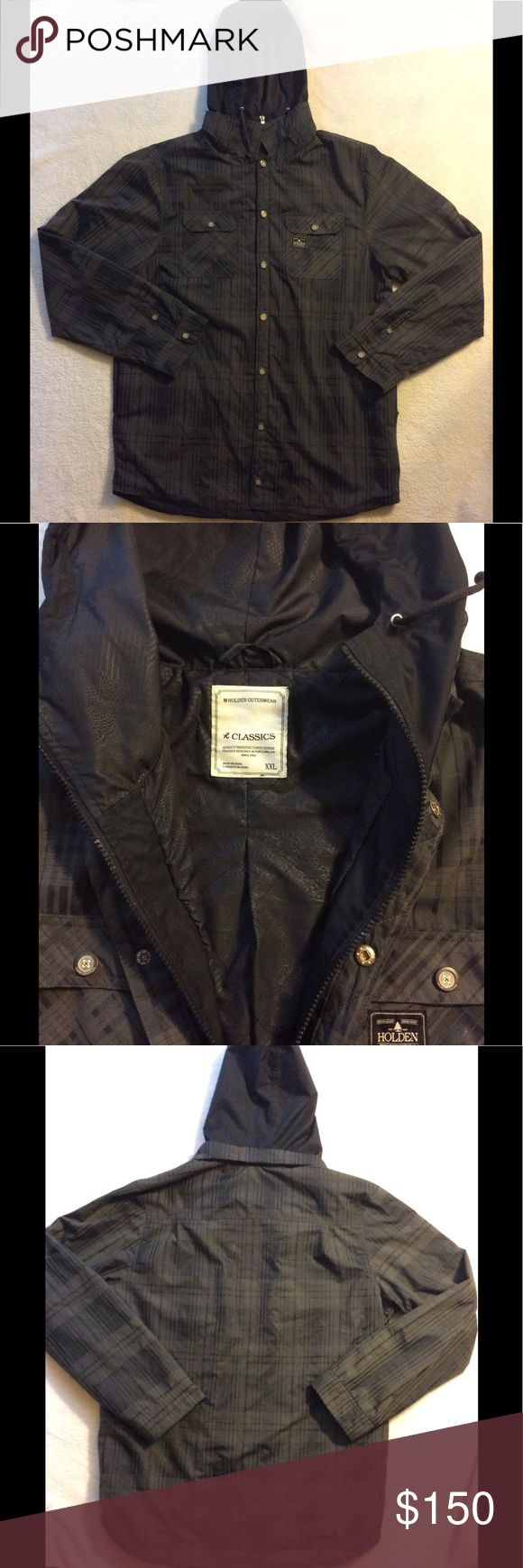 NWOT Men's Classics Snow Jacket New without tags! | Holden's Classics custom jacket                                                      Husband purchased a few years ago because it was the exact jacket he wanted and it was the only one left, but it is way too big for him | No rips or stains; like new condition Holden Jackets & Coats Ski & Snowboard