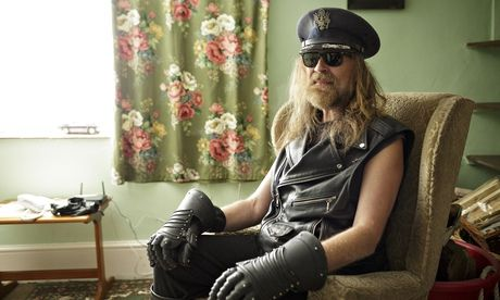 'The most important thing for me is to be almost unnoticed' … Julian Cope.  Photograph: Sam Frost for the Guardian