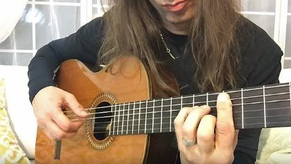 "Video: MEGADETH Guitarist KIKO LOUREIRO Performs Acoustic Version Of 'Silent Night' For Christmas Video: MEGADETH Guitarist KIKO LOUREIRO Performs Acoustic Version Of 'Silent Night' For Christmas        Video footage of  MEGADETH 's latest addition Brazilian guitarist  Kiko Loureiro  best known for his work with  ANGRA  performing an acoustic version of of the popular Christmas carol  ""Silent Night""  can be seen below.        In a recent interview with  The Irish Sun   MEGADETH  mainman…"