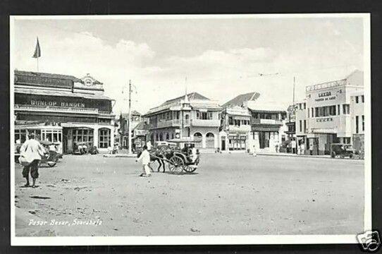 Pasar Besar 1930