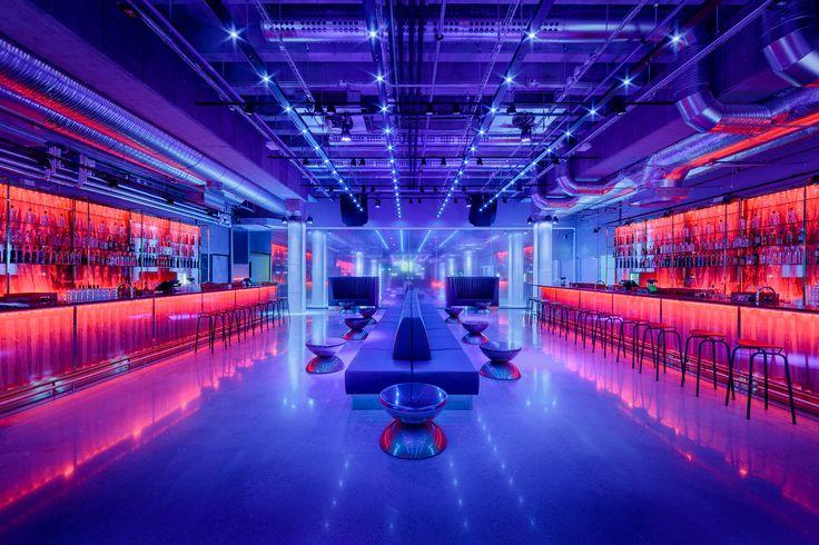 KS Projekt inreder Solidaritet Arena en nattklubb på närmare 1100 m2 med tre dansgolv och en livescen för stora fester med svenska samt internationella DJs.