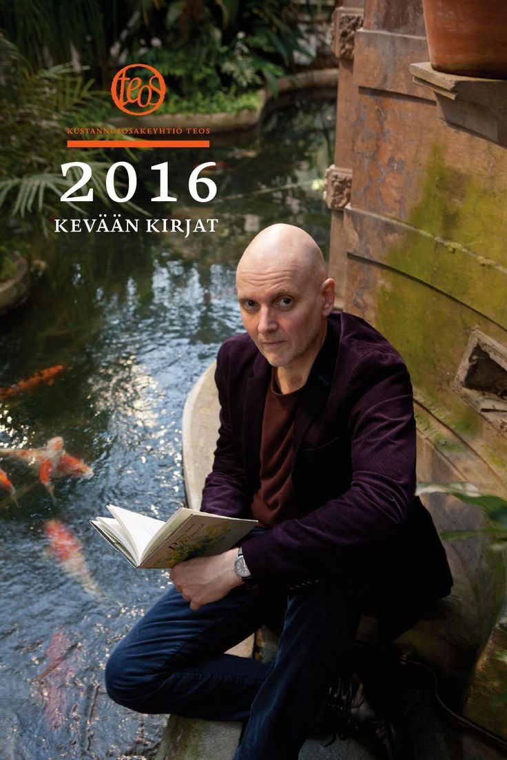 Teos 2016 Kevään kirjat