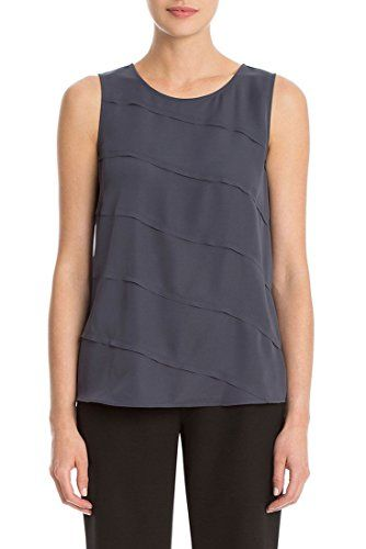 Nic  Zoe  Crossover Top  Japanese Violet  L ** Read more reviews of the product by visiting the link on the image-affiliate link. #JapaneseFashion