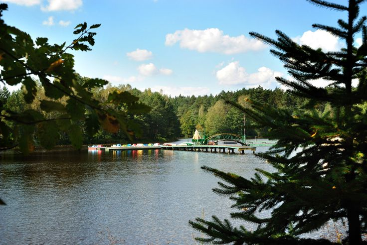 Holidays in Grand Hotel in Chotowa  Holidays by the lake