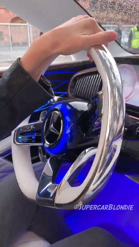 Vision Mercedes-Maybach Ultimate Luxury SUL #Auto