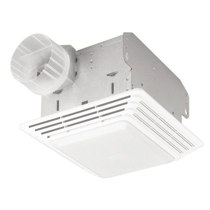 Other Bathroom Items 19783: 50Cfm Broan Ceiling Ventilation Fan Light Combo Bathroom  Exhaust Vent Home