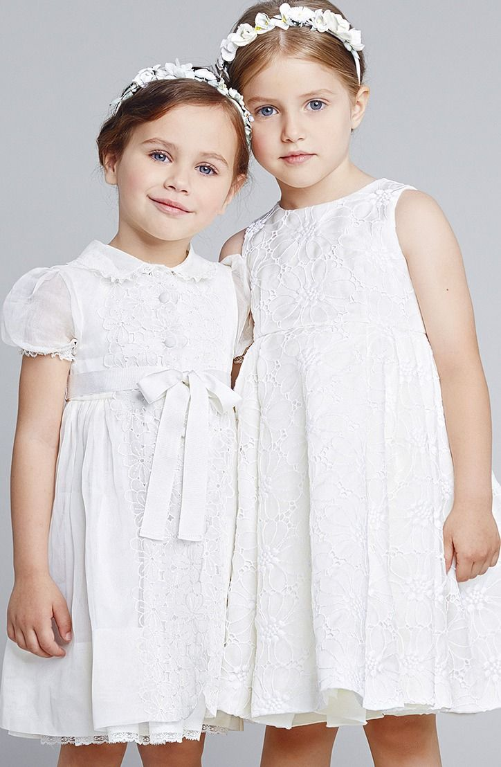 Flower girl dress inspiration