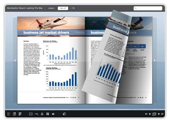 Bombardier Report powered by FlippingBook Publisher #digitalpublishing #annualreport