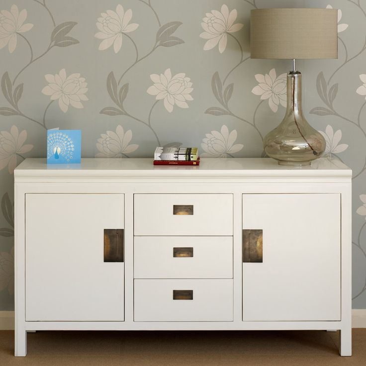 white lacquered furniture. shanxi white lacquered large sideboard the oriental is beautiful in design and has an influence from orient that will add a touch of furniture