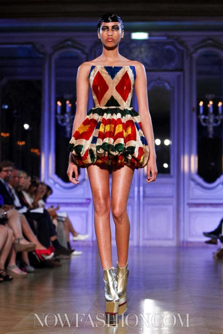 Jantaminiau Couture Fall Winter 2012 Paris