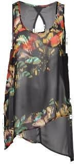 $38 for this amazing floral blouse