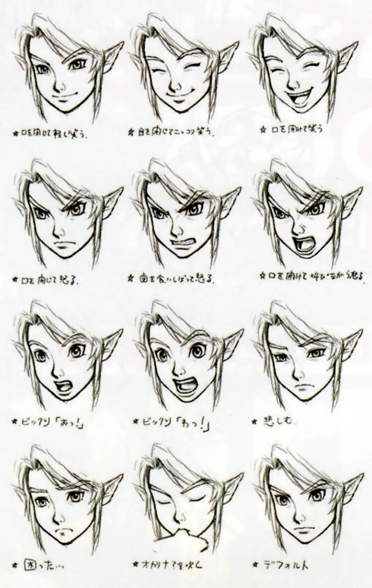 The legend of zelda Twilight Princess Daily Nintendo Concept Art 6