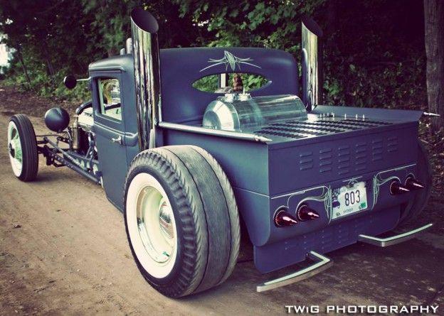 Diesel Rat Rod 3 | Diesel Truck Gallery
