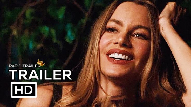 THE CON IS ON Official Trailer (2018) Sofía Vergara, Alice Eve Movie HD - YouTube