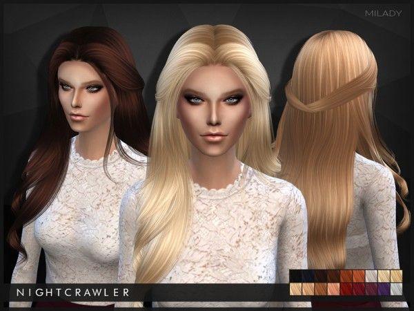 The Sims Resource: Nightcrawler-Milady • Sims 4 Downloads