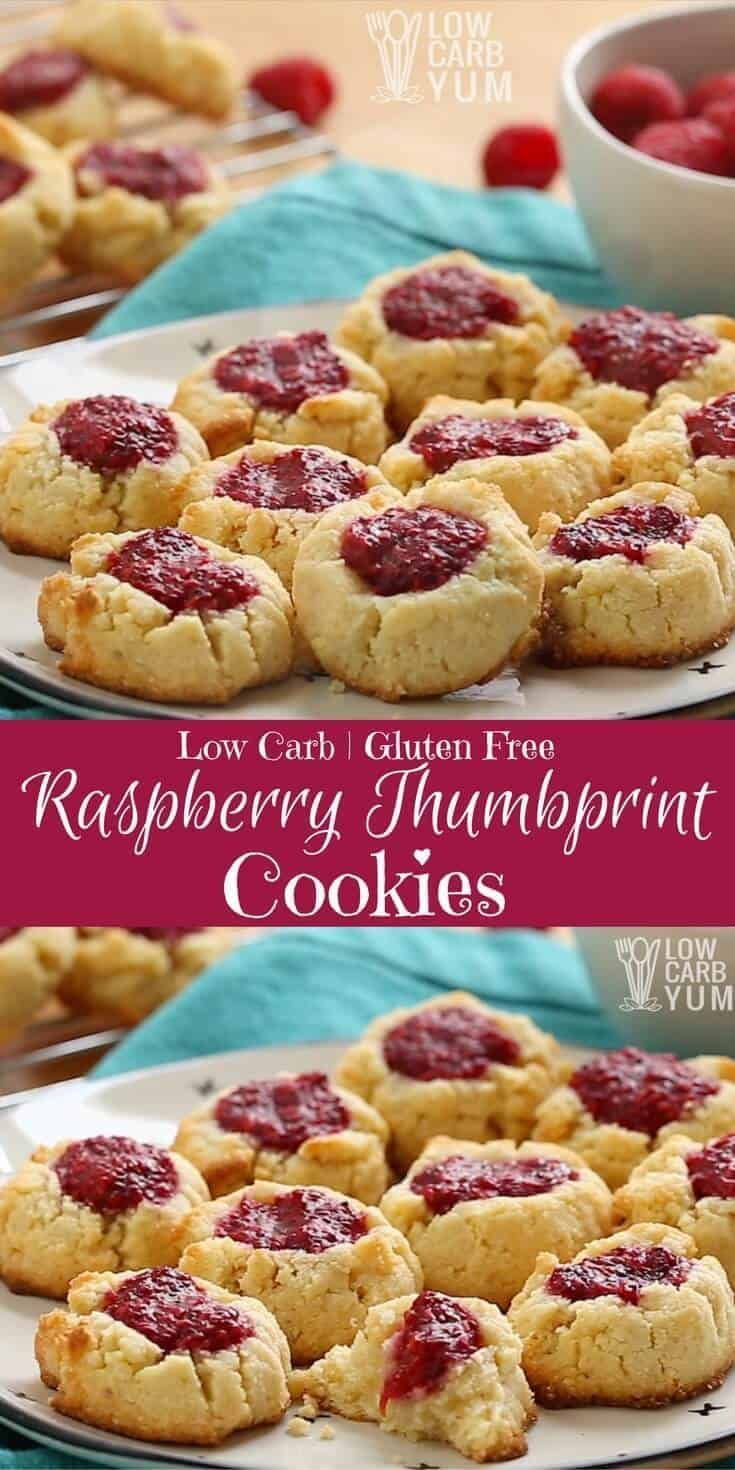 Here S A Subtly Sweet Shortbread Cookie With A Dollop Of Raspberry