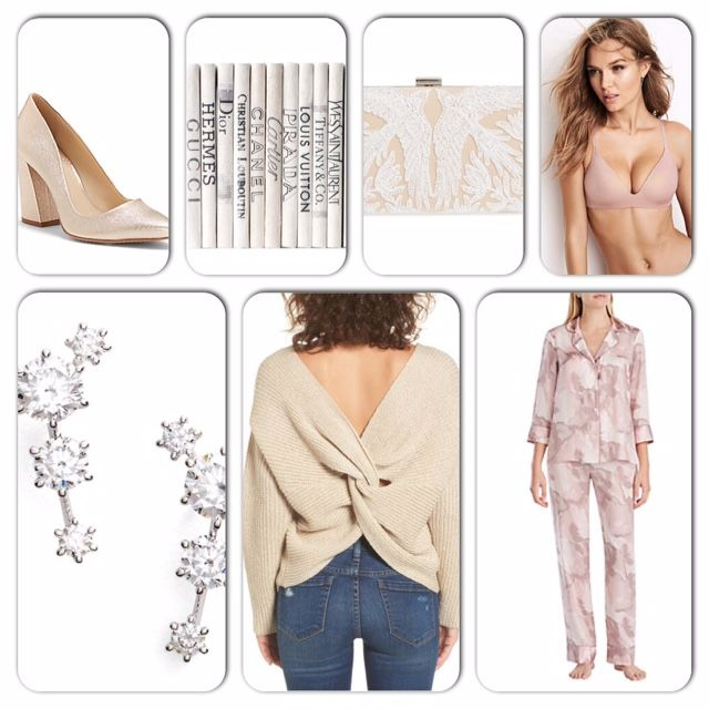 I'm so loving these great holiday gift guide ideas for the fashionista, that's up on the blog!  #fashion #giftguide #holiday #fashionistablogblog