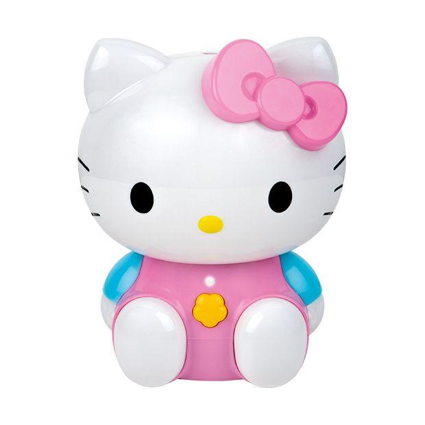 Увлажнитель ультразвуковой Ballu UHB-260 Hello Kitty Aroma (механика)  Увлажнители воздуха Ballu Hello Kitty – яркие, привлекательные и очень полезные приборы для комнаты Вашего малыша! Они позаботятся о здоровье самых маленьких членов Вашей семьи без лишних хлопот для Вас, а каждая из моделей серии станет не только незаменимой деталью детской комнаты, но и отличным подарком на любой праздник.