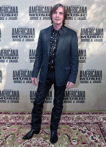 Jackson Browne Photos Photos - Singer-songwriter Jackson Browne attends the 13th annual Americana Music Association Honors and Awards Show at the Ryman Auditorium on September 17, 2014 in Nashville, Tennessee. - Arrivals at the Americana Music Festival