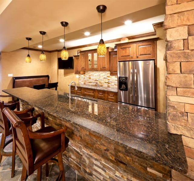Home Design Basement Ideas: 15 Best Images About Mancaves, Bars & Basements On
