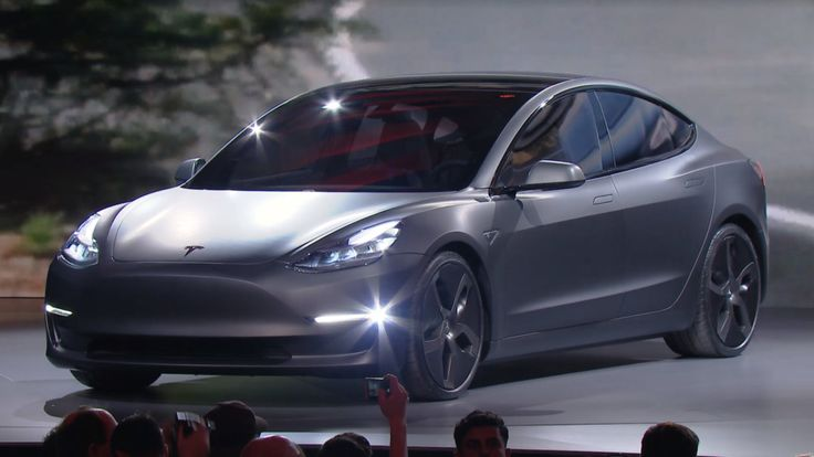 Meet Tesla's Model 3, Its Long-Awaited Car for the Masses | WIRED