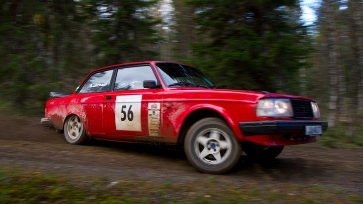 Volvo 242 Rally