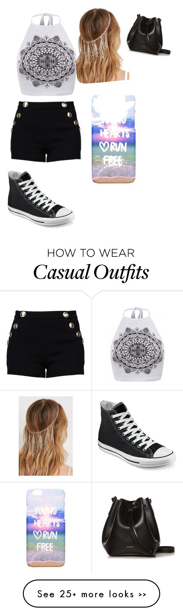 """casual"" by fashionselena on Polyvore"