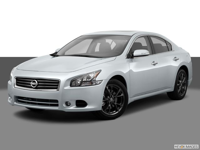 The 2014 Nissan Maxima. Check it out today at Kline Nissan
