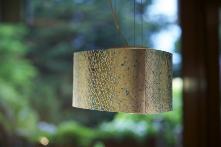 """In-scale paper model of my lamp """"Craque"""". Check it out here:http://www.quiddivinum.it/?page_id=9171"""