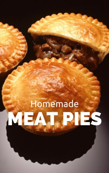 Chef Curtis Stone made a deliciously awesome Meat Pies recipe with Daphne Oz…