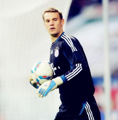 Starting Goalkeeper: Manuel Neuer
