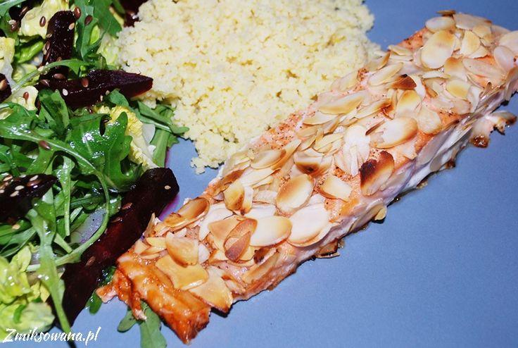Wspaniały smak #ryby! Prosty przepis na wybornego #lososia.