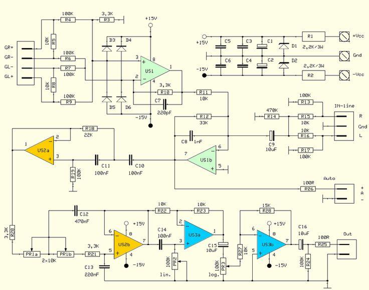 subwoofer-aktif-filtre-tl072active-filter-schematic ...