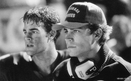 Paul Walker in Varsity Blues as Lance Harbor