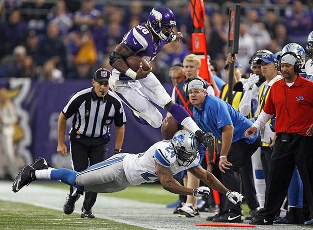 Adrian Peterson tears his ACL in 2011 and comes back in 2012 to rush for 2097 yards.  That is athleticism at its finest.