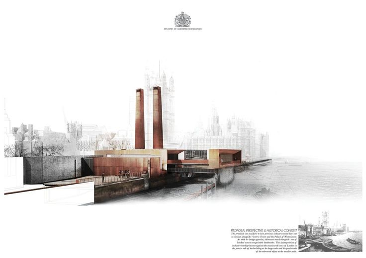 Ministry Of Subverted Restoration Part 1 Project 2012  Daniel Sweeting Oxford Brookes University Oxford UK