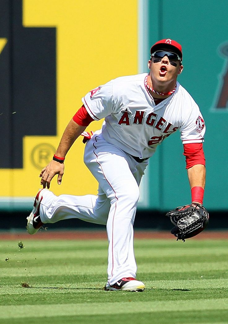 Mike Trout - Anaheim Angels