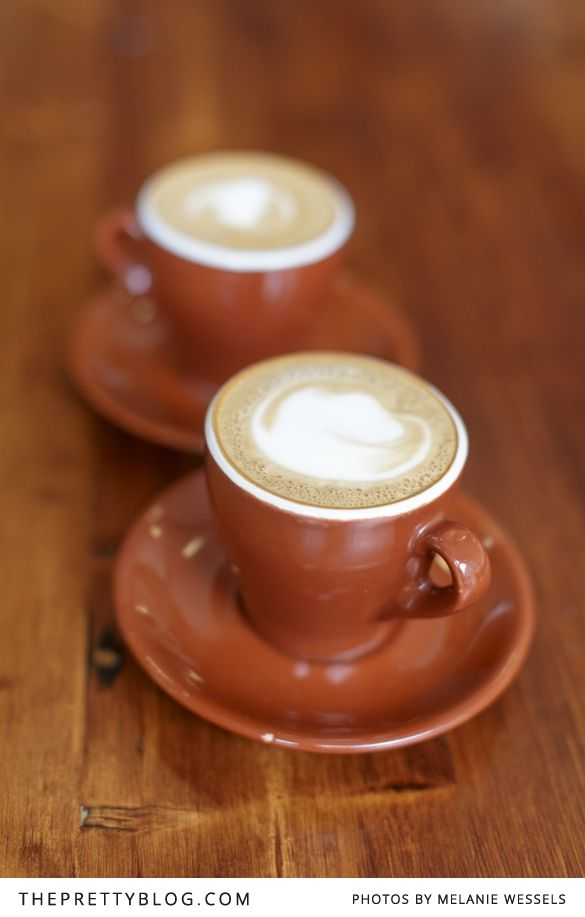 Stop by for a cappuccino at Doubleshot Coffee & Tea in Braamfontein | Photographers: Melanie Wessels Photography