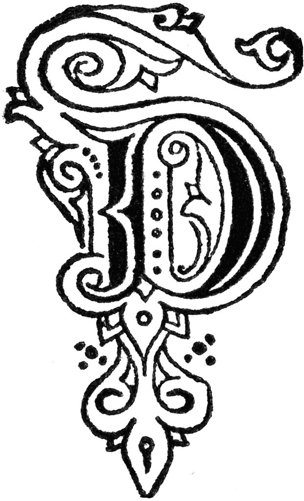 Fancy Letter D Tattoos Bing Images Tattoos Pinterest