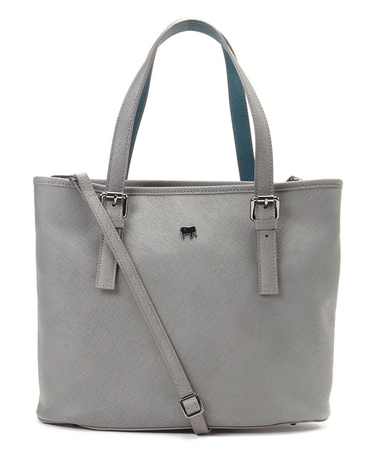 Look what I found on #zulily! Mywalit Truffle Leather Convertible Shopper by Mywalit #zulilyfinds