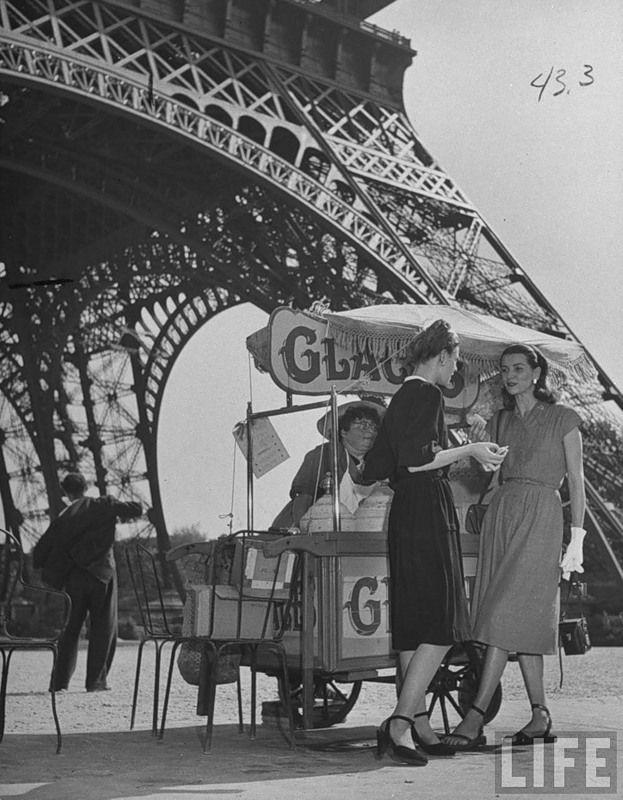 Paris, 1947, Life Magazine
