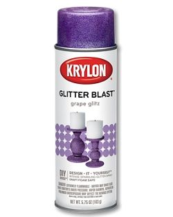 Glitter Blast™ - | Krylon for the dresser faces