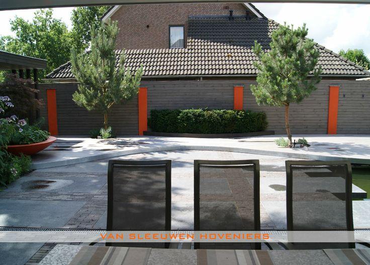 3D ontworpen en uitgevoerd door Van Sleeuwen Hoveniers - Veghel
