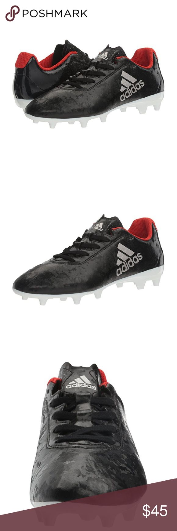 Adidas Womens Soccer Shoes Adidas Womens Soccer Shoes Cleats Black Red Size 9.5 Brand New without Box  *Bundle to Save  Chavonne11 adidas Shoes Athletic Shoes