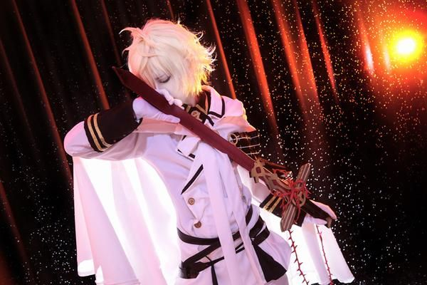 Top 16 Mikaela Hyakuya Cosplay from Seraph Of The End