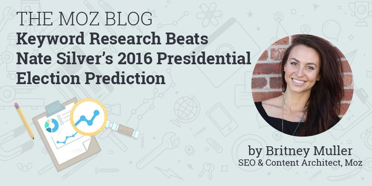 Keyword Research Beats Nate Silver's 2016 Presidential Election Prediction  http://tracking.feedpress.it/link/9375/7704192