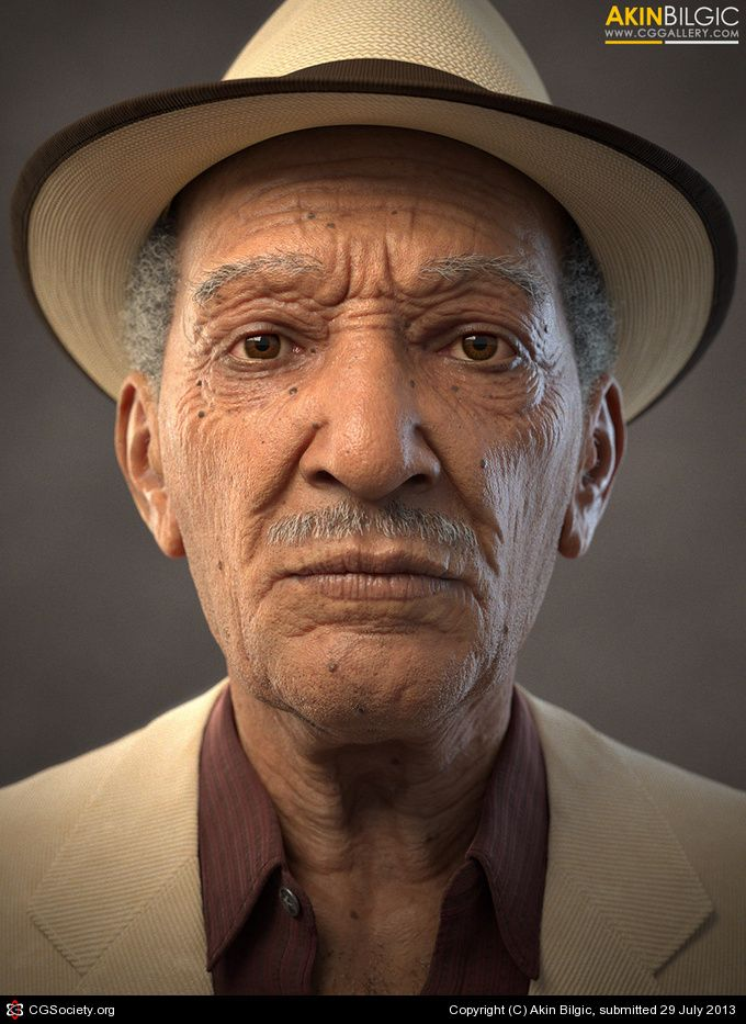 The most realistic 3d character so far