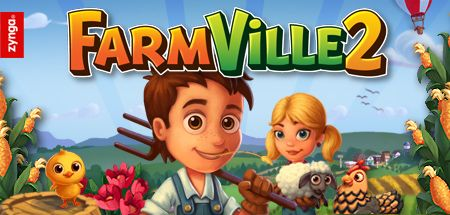 The #1 farming game in the world is back with sponsor app Farmville 2: Country Escape! Farm crops, raise animals and go on a co-op so you can trade and share. You can even  play Farmville 2: Country Escape on the go if you are offline.